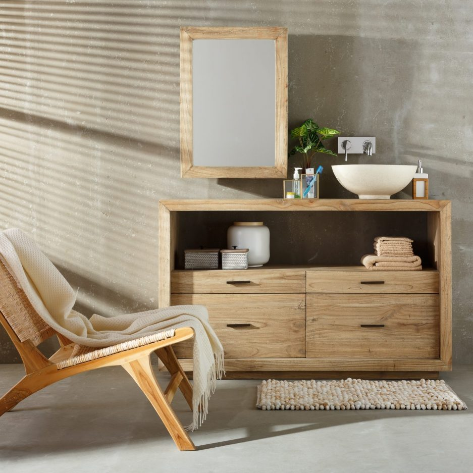 MUEBLE AUX NATURAL MADERA 1